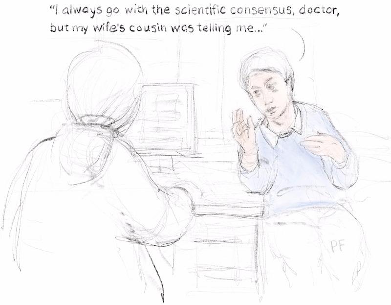 Anecdotes doctor