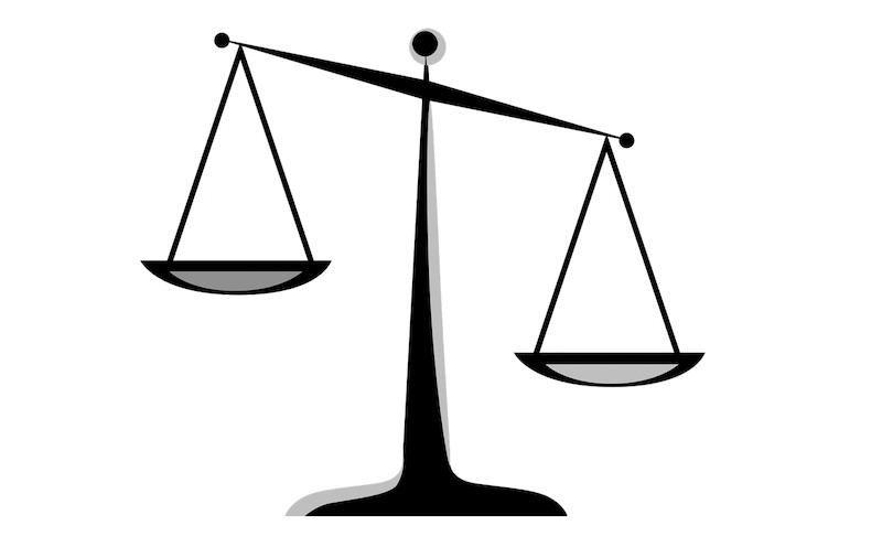 Scales for article on weighting research results
